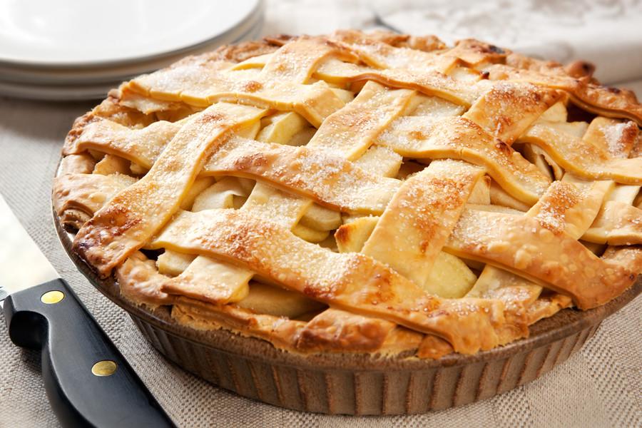 Classic Homemade Apple Pie Tastes Like Grandma S Pie