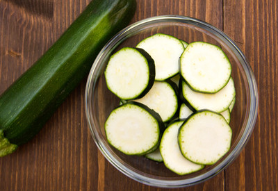 sweet and spicy zucchini relish