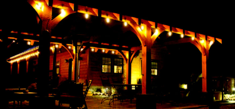 Outdoor Lighting – Lighting Up Your Landscape Beautifully On A Budget