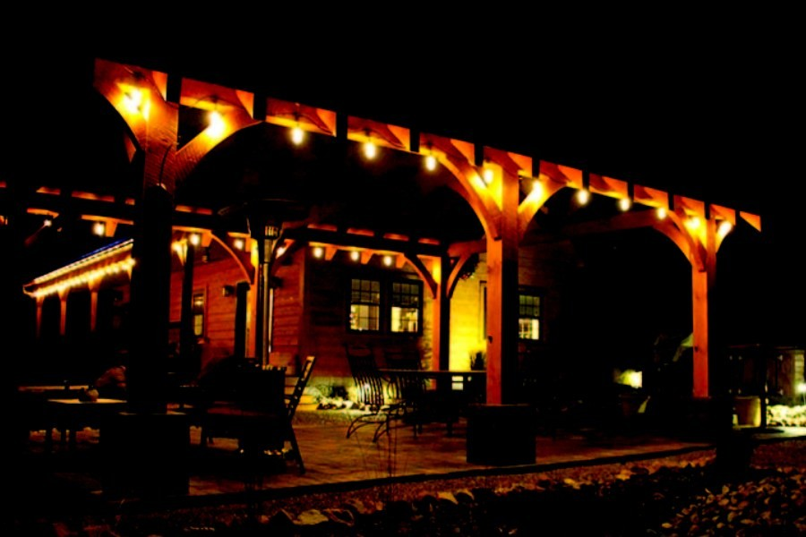 Outdoor Lighting Lighting Up Your Landscape Beautifully