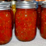 tomatoes and green chilies