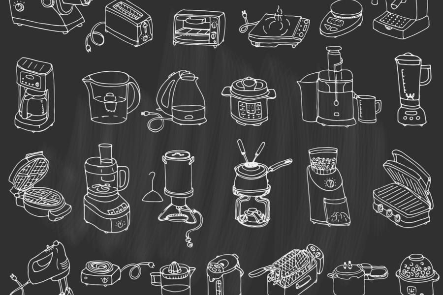 small kitchen appliances