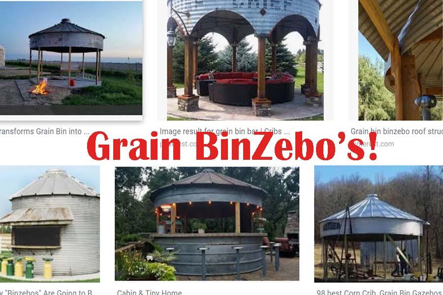 Grain BinZebo