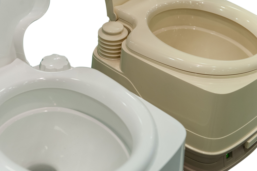 compostable toilets