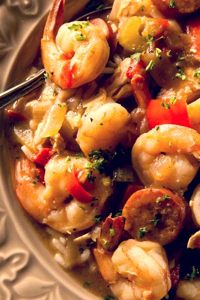 gumbo crock pot recipe easy