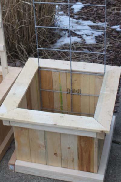 5 gallon bucket grow box