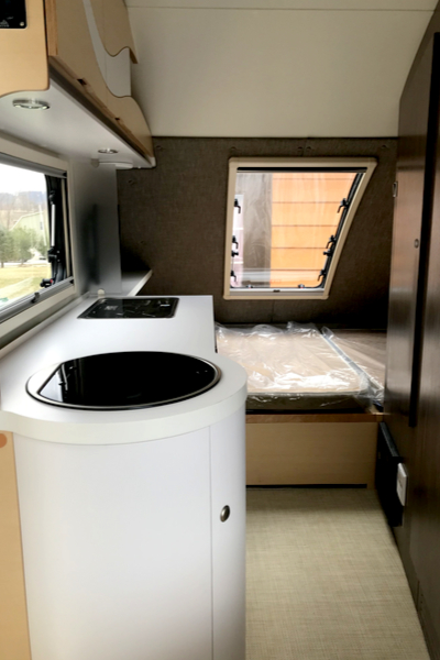 teardrop camper tour
