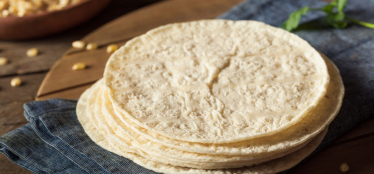 Homemade White Corn Tortillas – A 3-Ingredient Gluten-Free Recipe