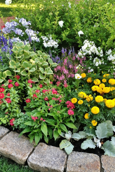 How To Keep Flowerbeds Weed Free All Summer Long