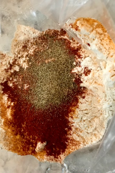 fried chicken spices