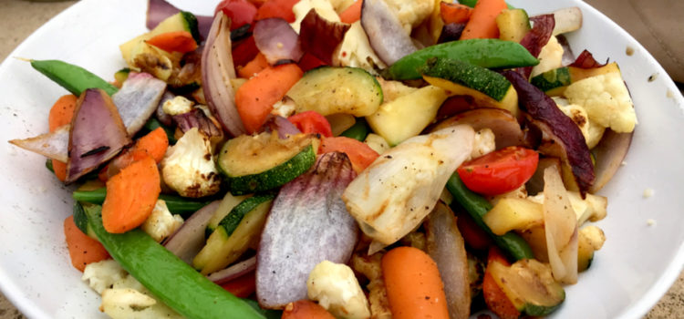 Grilled Vegetables – An Easy and Healthy Side Dish Recipe