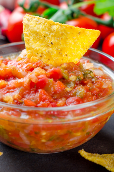 classic canned salsa