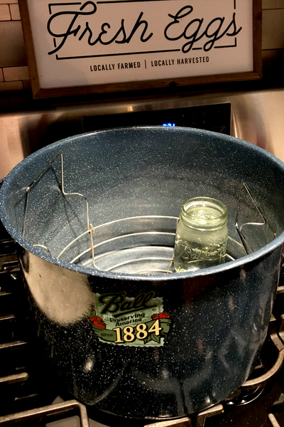 hot water canning pot