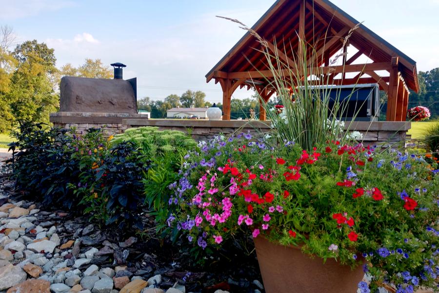 create gorgeous planters