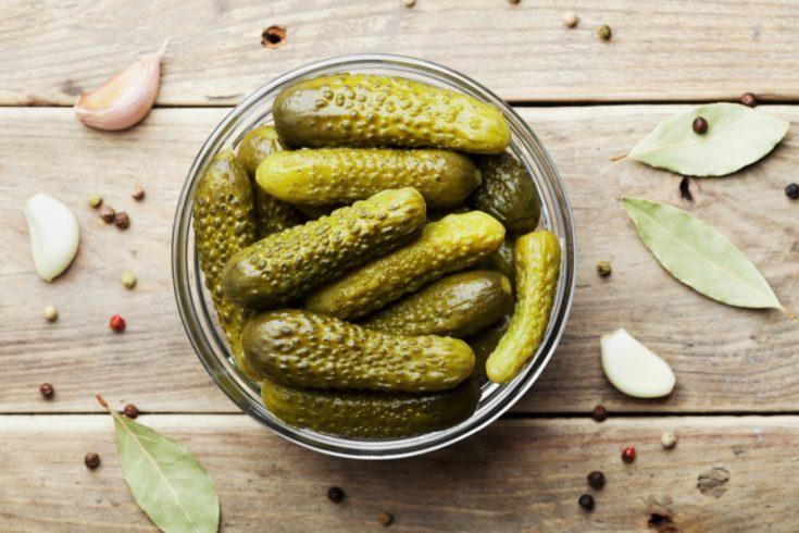 Gherkins Pickles