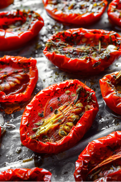 oven sun dried tomatoes