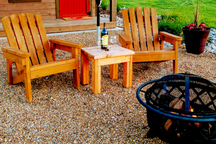 2x4 Outdoor Furniture How To Create Diy Porch Patio