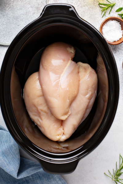 chicken breast in slow cooker