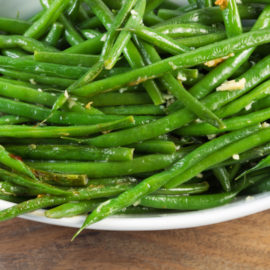 Instant Pot Fresh Green Beans Recipe