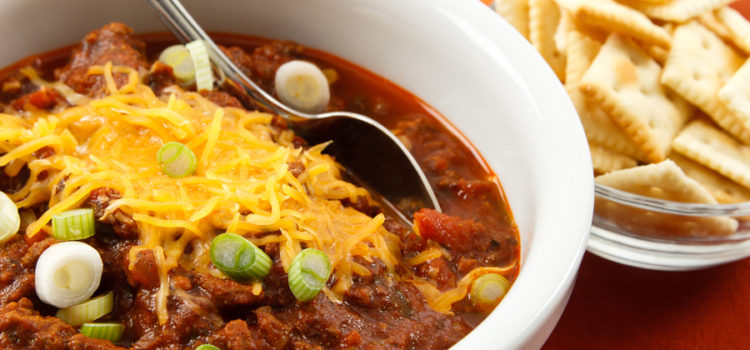 Award Winning Autumn Chili Recipe