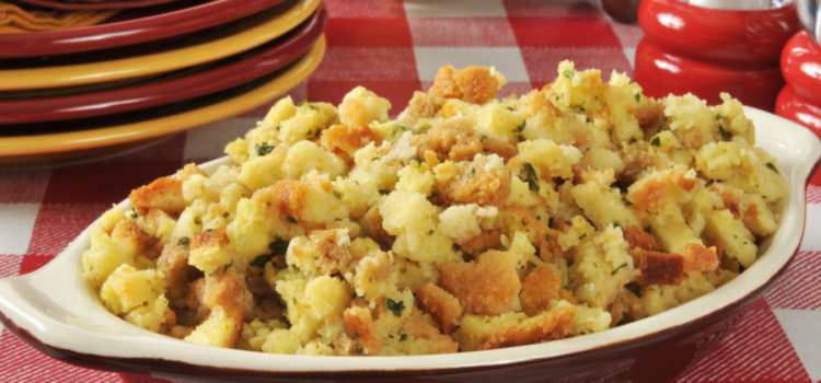 Slow Cooker Cornbread Dressing Recipe