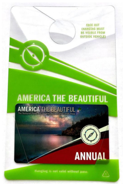 National Park Annual Pass