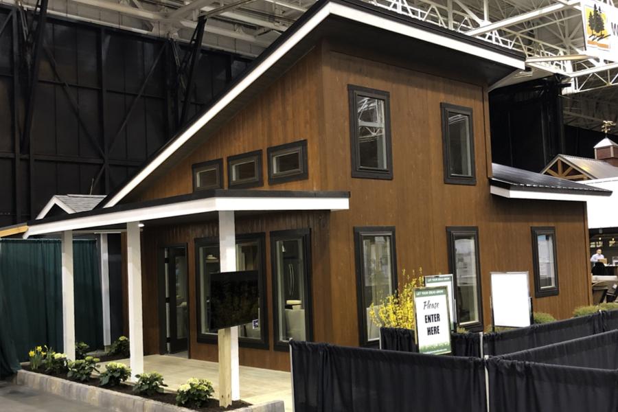 aspen cabin - off-grid living space
