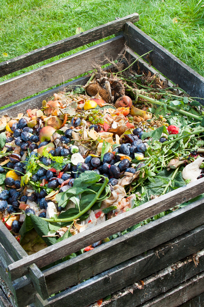 two bin composting