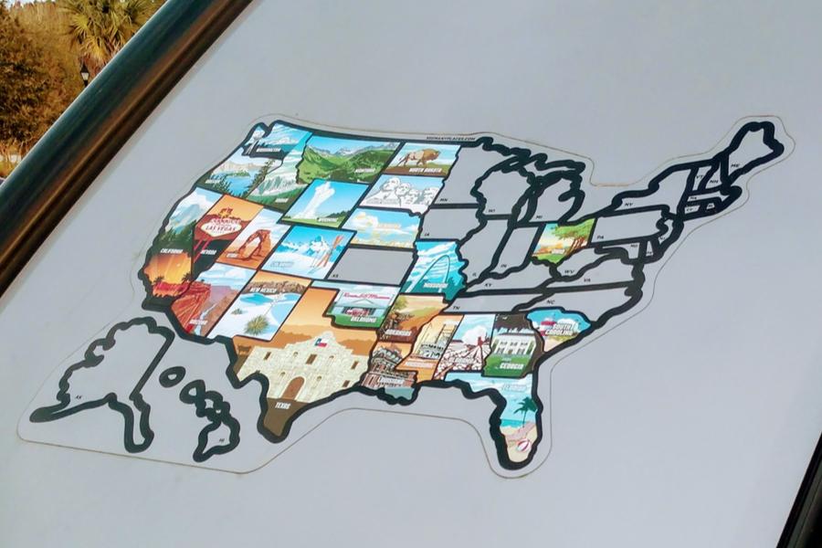 Halfway Across America