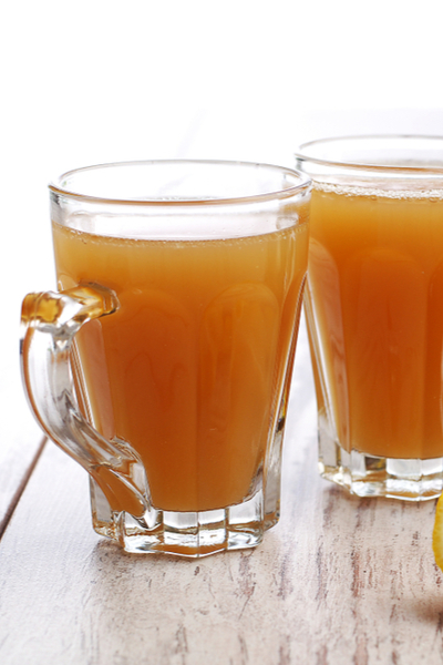bone broth glasses