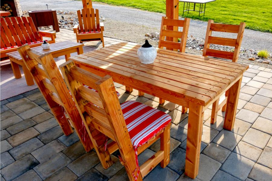2x4 diy outdoor furniture