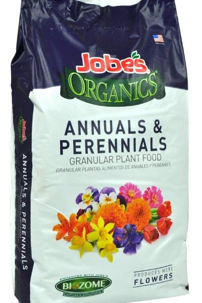perennial fertilizer