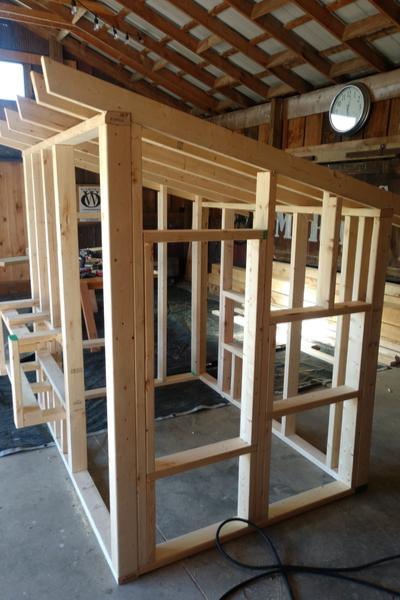 new coop framing