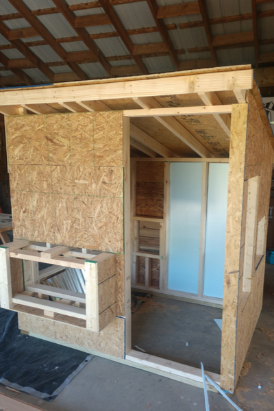 insulation and walls