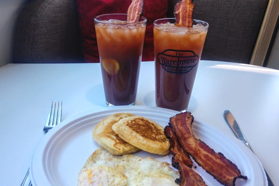 bloody mary breakfast