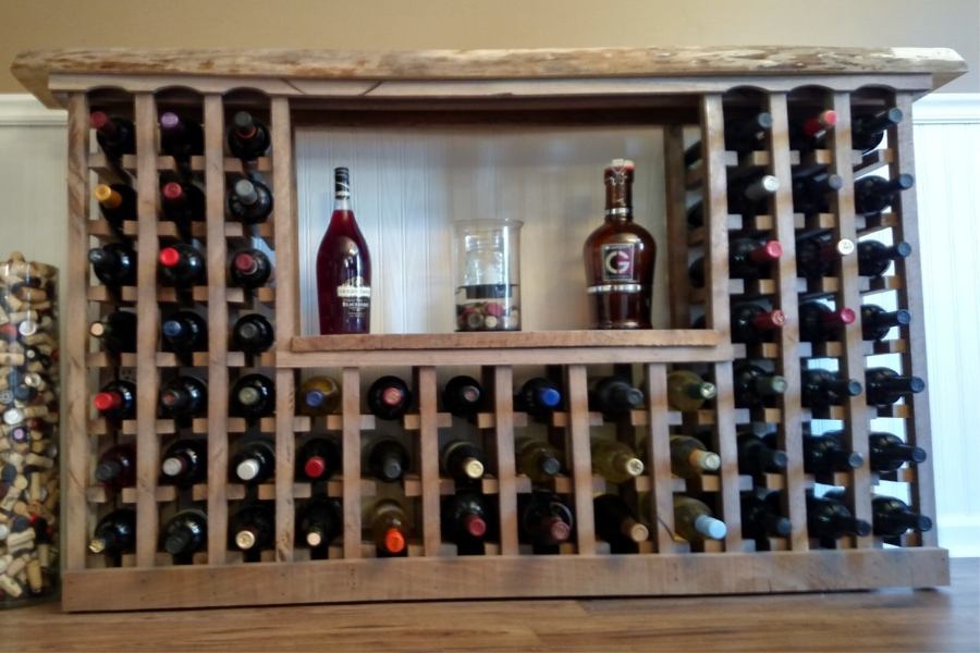 How To Make A Diy Wine Rack With Ease, Diy Wine Storage