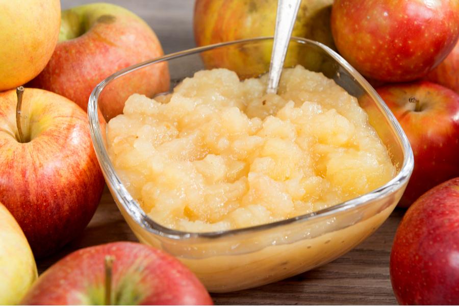 freezer applesauce recipe
