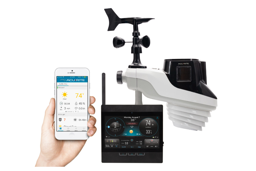 Accurite Atlas Weather Station