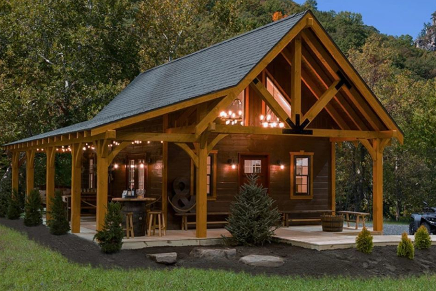 off grid home