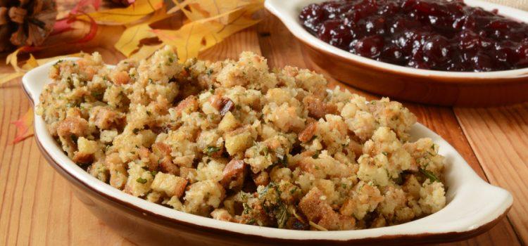 slow cooker Thanksgiving Dressing