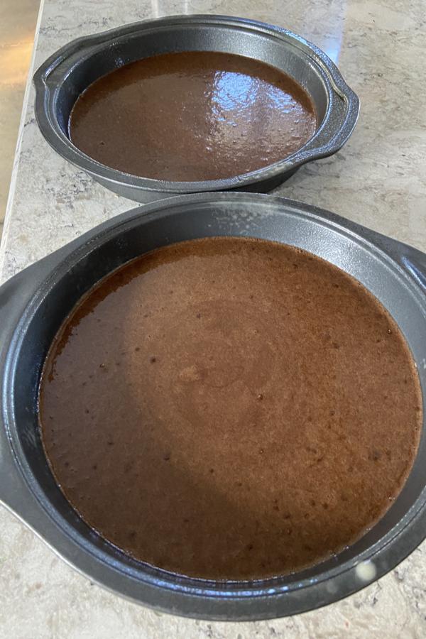 valentine's day chocolate cake pan