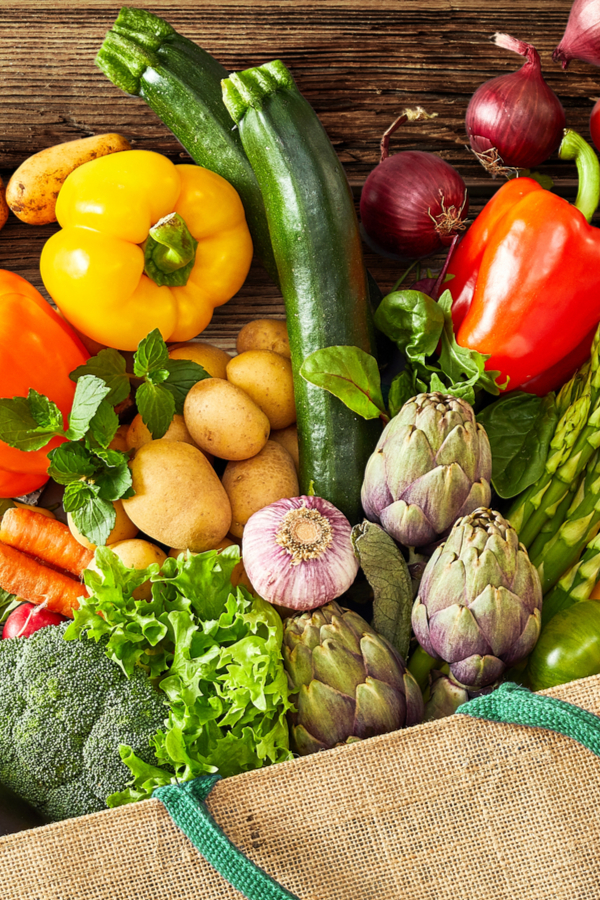 2021 vegetable garden plan