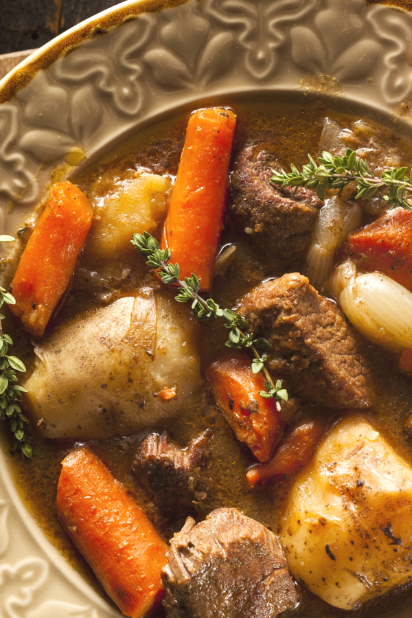 beef stew recipe without wine