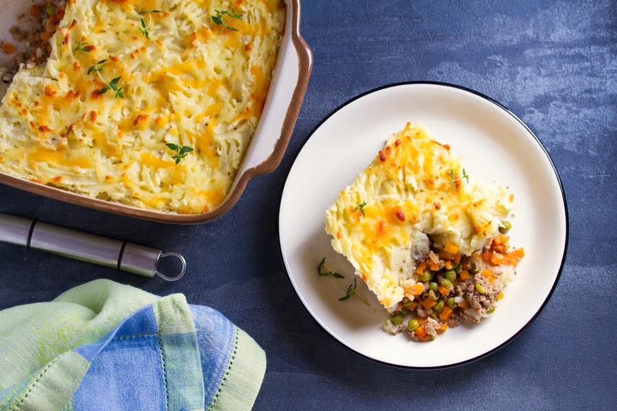 easy shepherd's pie