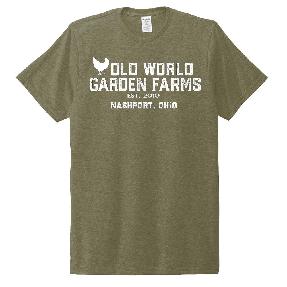 Old World Garden Farm Apparel