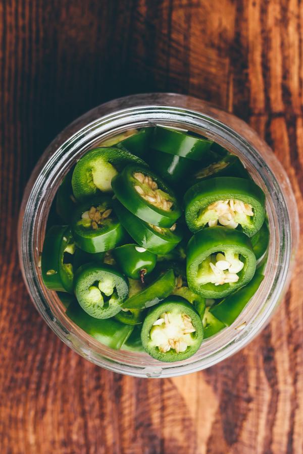 pickled jalapeños recipes