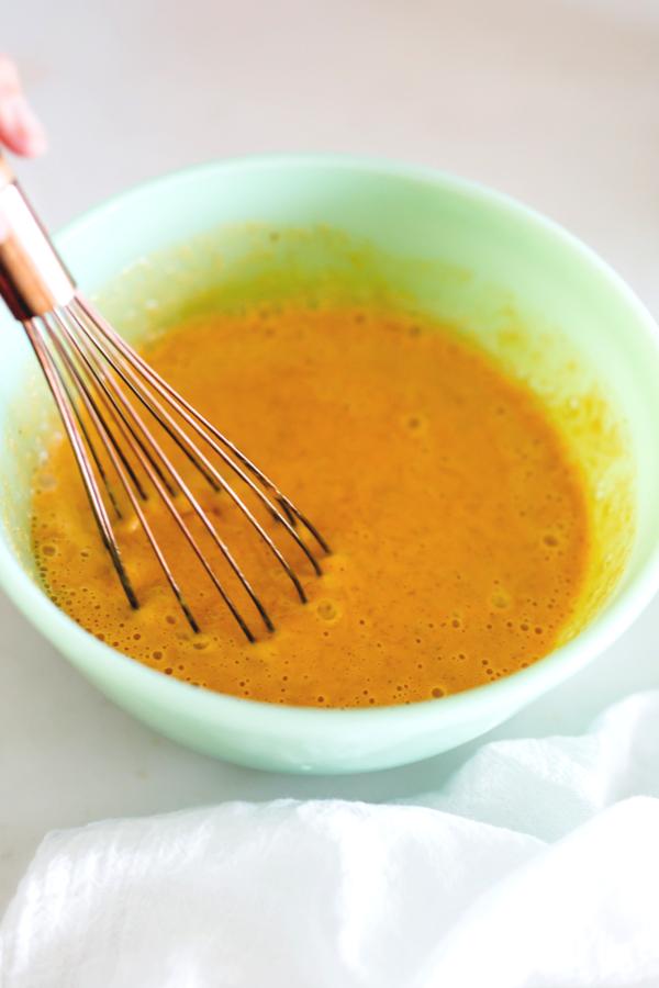 pumpkin wet ingredients